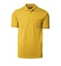 Gul  Herre Polo Shirt m. brystlomme, Basic (825012100)