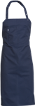 Apron with front pocket (610001100) - Stock programme
