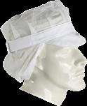 Kasket med hårnet og hårnetspose, HACCP (321020100)
