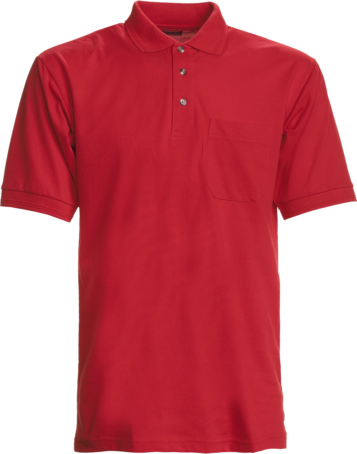 Mens Polo Shirt w. breastpocket, Basic (825012100)