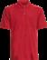 Rød  Herre Polo Shirt m. brystlomme, Basic (825012100)