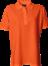 Orange Polo Shirt u. brystlomme, dame, Prowear (725009100)