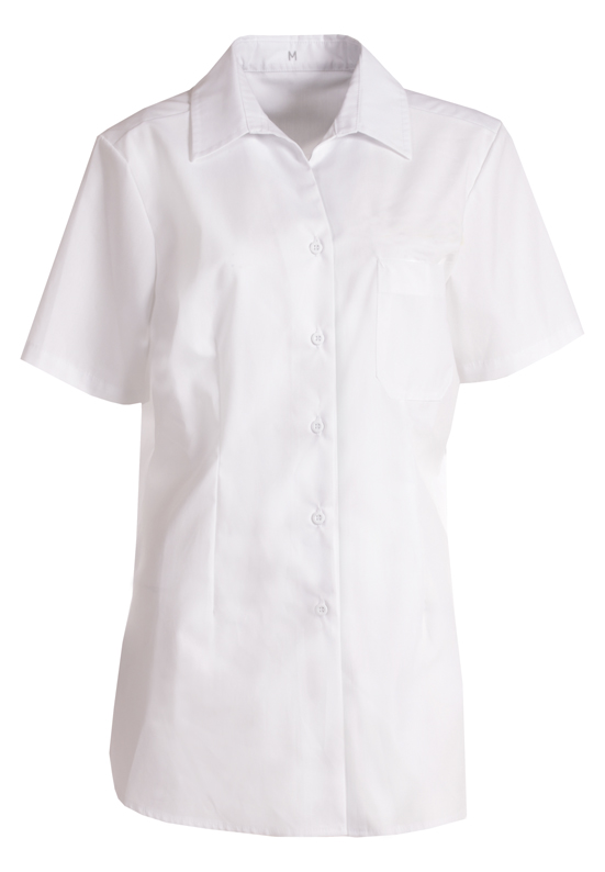 Ladies´shirt w. short sleeves, Performance (116057100)