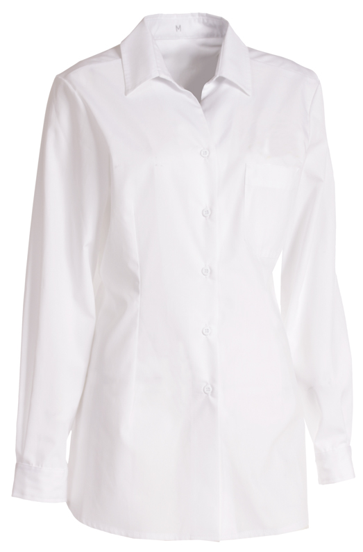 Ladies´shirt w. long sleeves, Performance (116058100)