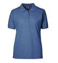 Polo Shirt u. brystlomme, dame, Prowear (725009100)