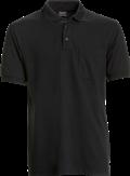 Herre Polo Shirt m. brystlomme, Basic (825012100)