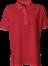 Rød Polo Shirt u. brystlomme, dame, Prowear (725009100)
