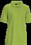 Lime Polo Shirt u. brystlomme, dame, Prowear (725009100)