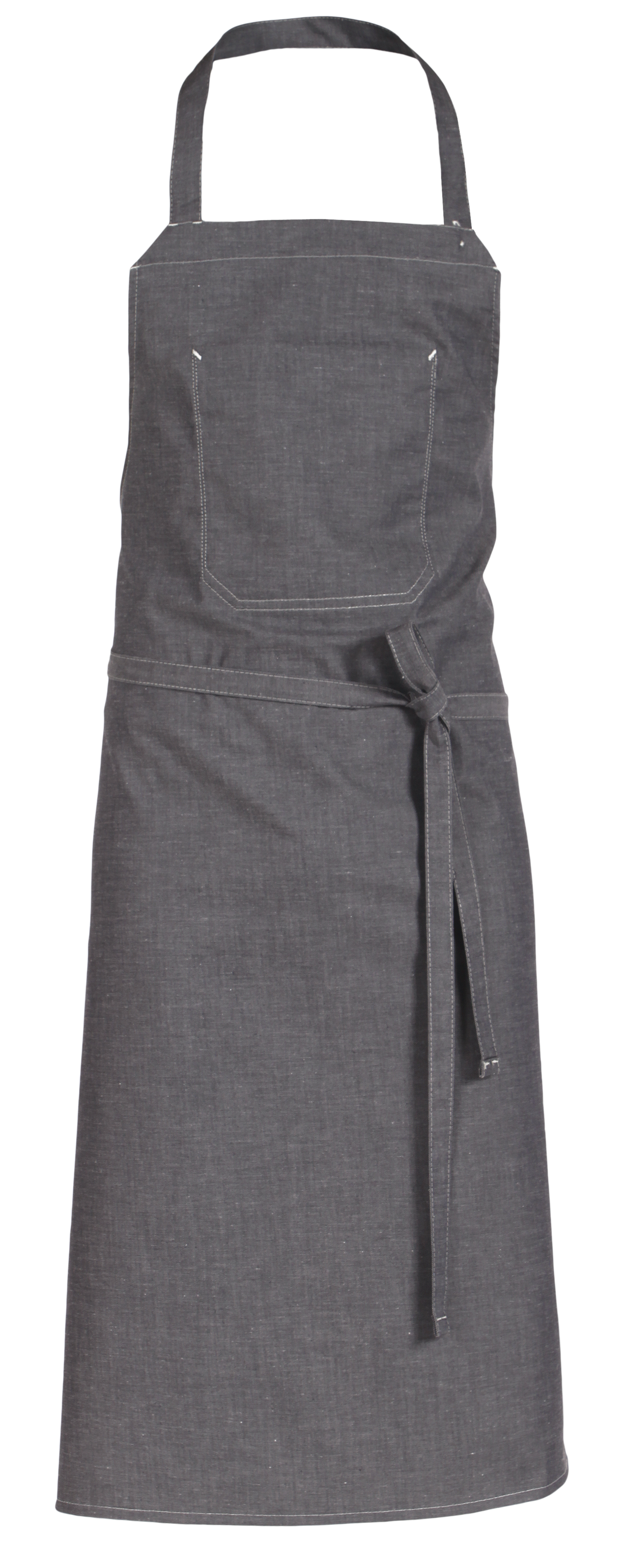Apron with inner pocket, All-over (610056100)