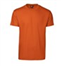 Orange T-Shirt - herre, Basic (815010100)