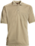 Beige  Herre Polo Shirt m. brystlomme, Basic (825012100)
